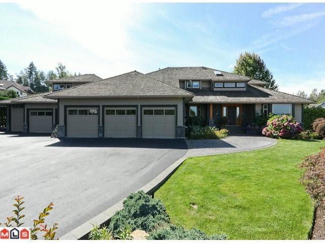 Main Photo: 20486 1ST Avenue in Langley: Campbell Valley House for sale : MLS®# F1114213
