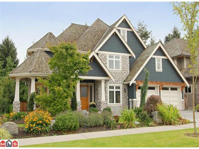 """Main Photo: 3098 162A Street in Surrey: Grandview Surrey House for sale in """"MORGAN ACRES"""" (South Surrey White Rock)  : MLS®# F1124505"""