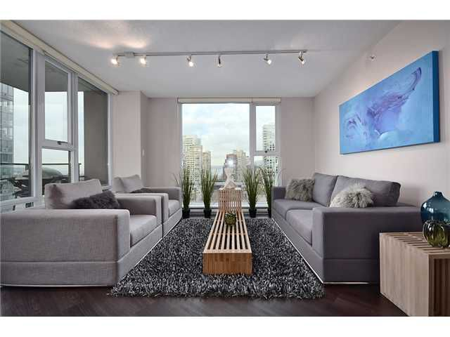 """Main Photo: 2002 583 BEACH Crescent in Vancouver: Yaletown Condo for sale in """"PARKWEST II"""" (Vancouver West)  : MLS®# V928427"""