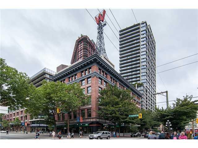Main Photo: 2304 108 West Cordova Street in Vancouver: Condo for sale : MLS®# 963763