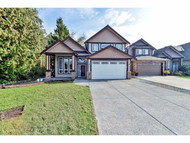 Main Photo: 27759 PORTER Drive in Abbotsford: Aberdeen House for sale : MLS®# F1422874