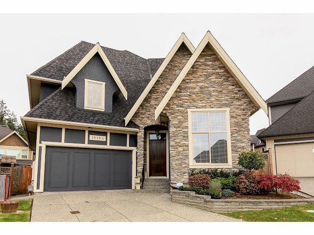"""Main Photo: 16164 27TH Avenue in Surrey: Grandview Surrey House for sale in """"MORGAN HEIGHTS"""" (South Surrey White Rock)  : MLS®# F1427246"""