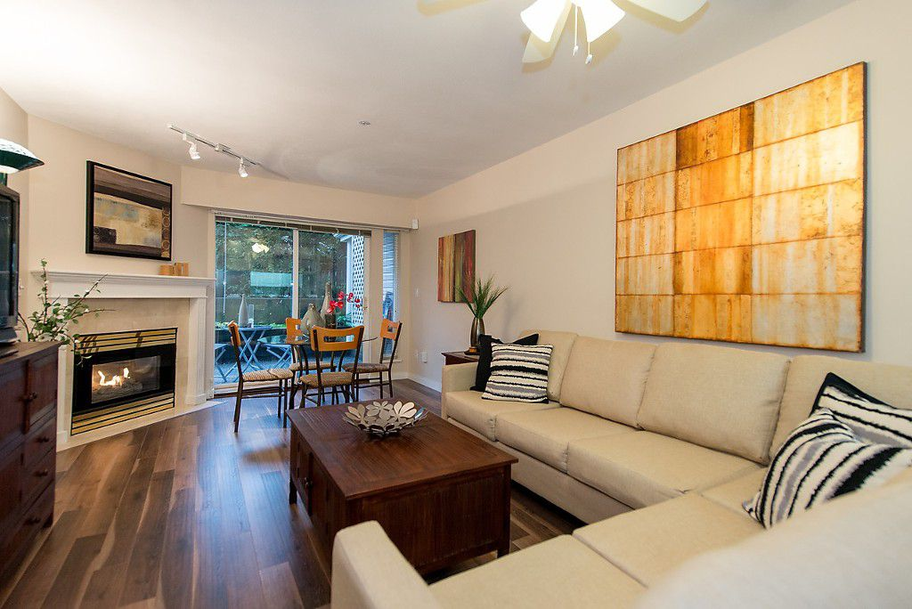 """Main Photo: 109 5788 VINE Street in Vancouver: Kerrisdale Condo for sale in """"THE VINEYARD"""" (Vancouver West)  : MLS®# V1095219"""