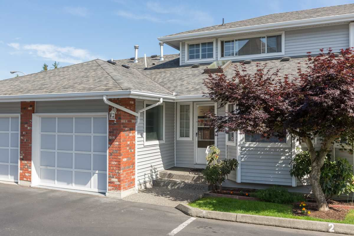 """Main Photo: 2 5365 205 Street in Langley: Langley City Townhouse for sale in """"Morningside Estates"""" : MLS®# R2077004"""