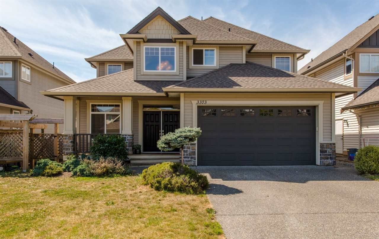 "Main Photo: 3373 273 Street in Langley: Aldergrove Langley House for sale in ""Stonebridge Estates"" : MLS®# R2098529"