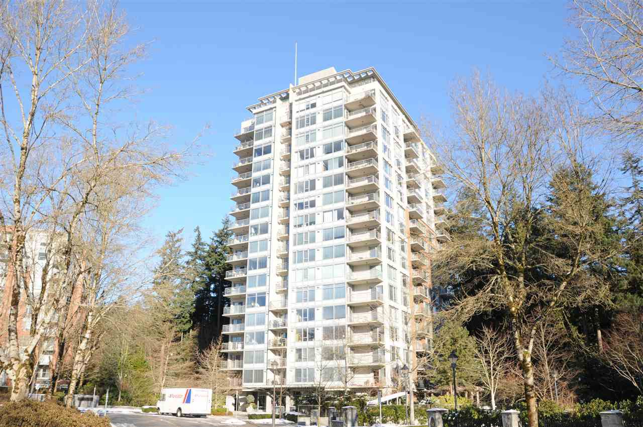 """Main Photo: 507 5639 HAMPTON Place in Vancouver: University VW Condo for sale in """"Regency"""" (Vancouver West)  : MLS®# R2131075"""