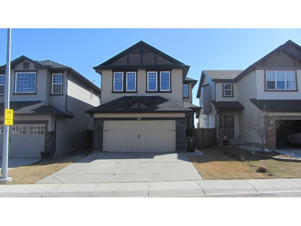 Main Photo: 167 Sage Hill Green NW in Calgary: Sage Hill House for sale : MLS®# C4006577