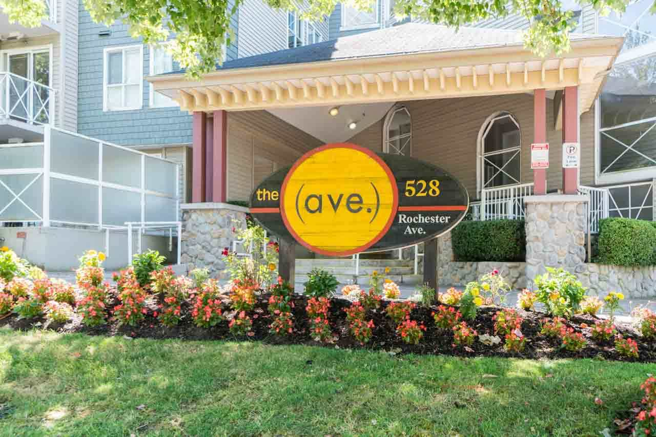 """Main Photo: 202 528 ROCHESTER Avenue in Coquitlam: Coquitlam West Condo for sale in """"THE AVE"""" : MLS®# R2192385"""