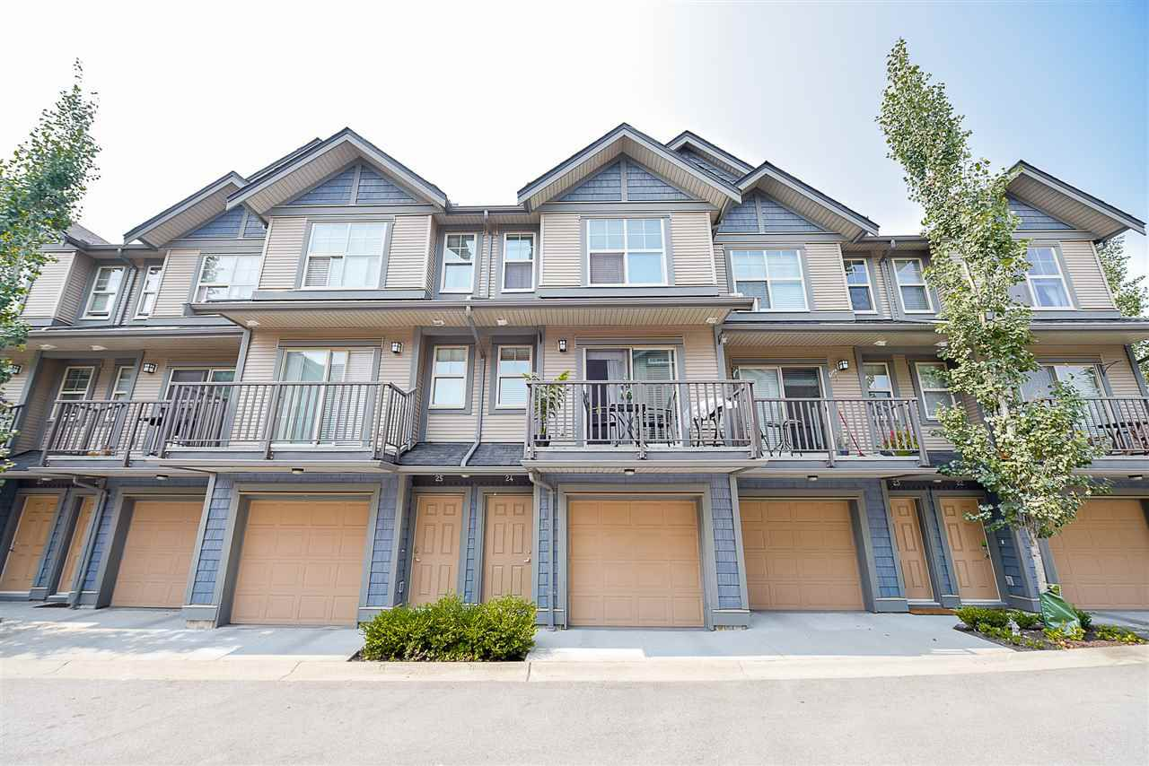 "Main Photo: 24 7121 192 Street in Surrey: Clayton Townhouse for sale in ""ALLEGRO"" (Cloverdale)  : MLS®# R2196691"