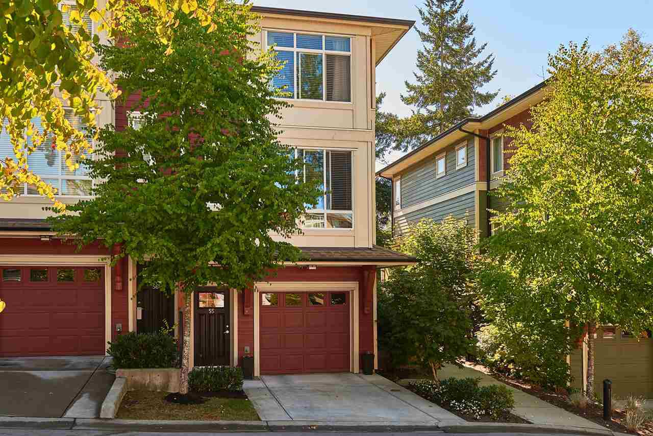 "Main Photo: 55 2929 156 Street in Surrey: Grandview Surrey Townhouse for sale in ""TOCCATA"" (South Surrey White Rock)  : MLS®# R2203806"
