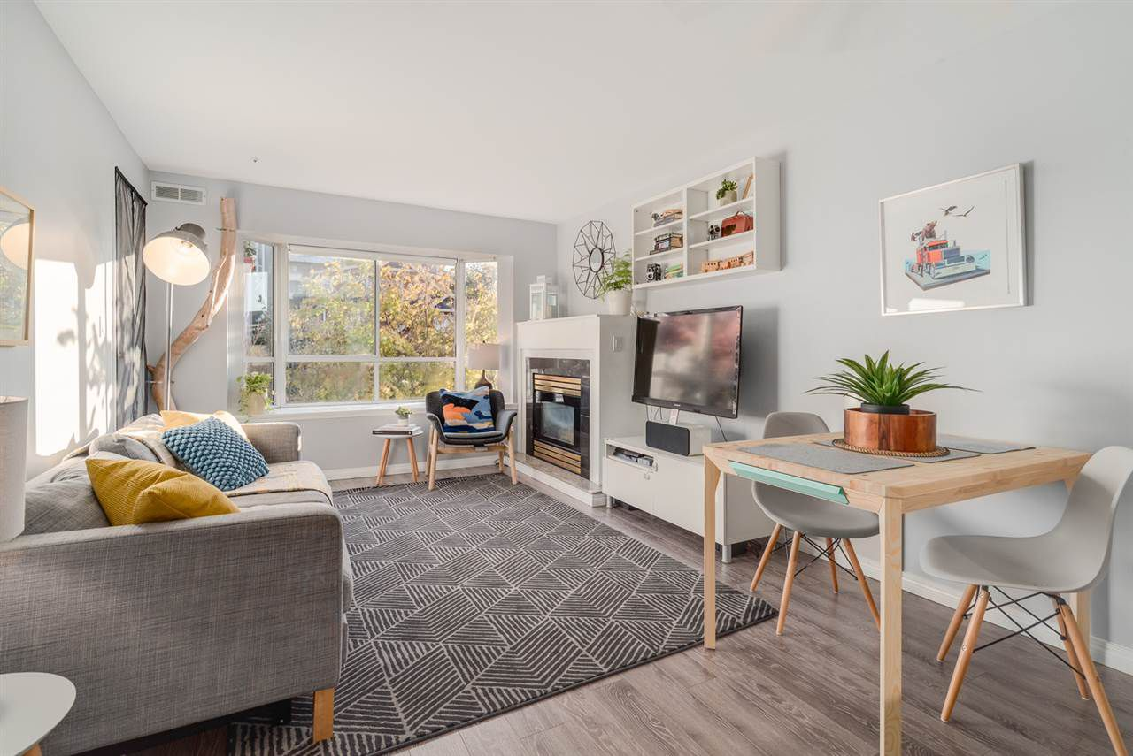 """Main Photo: 305 1729 E GEORGIA Street in Vancouver: Hastings Condo for sale in """"Georgia Court"""" (Vancouver East)  : MLS®# R2221703"""