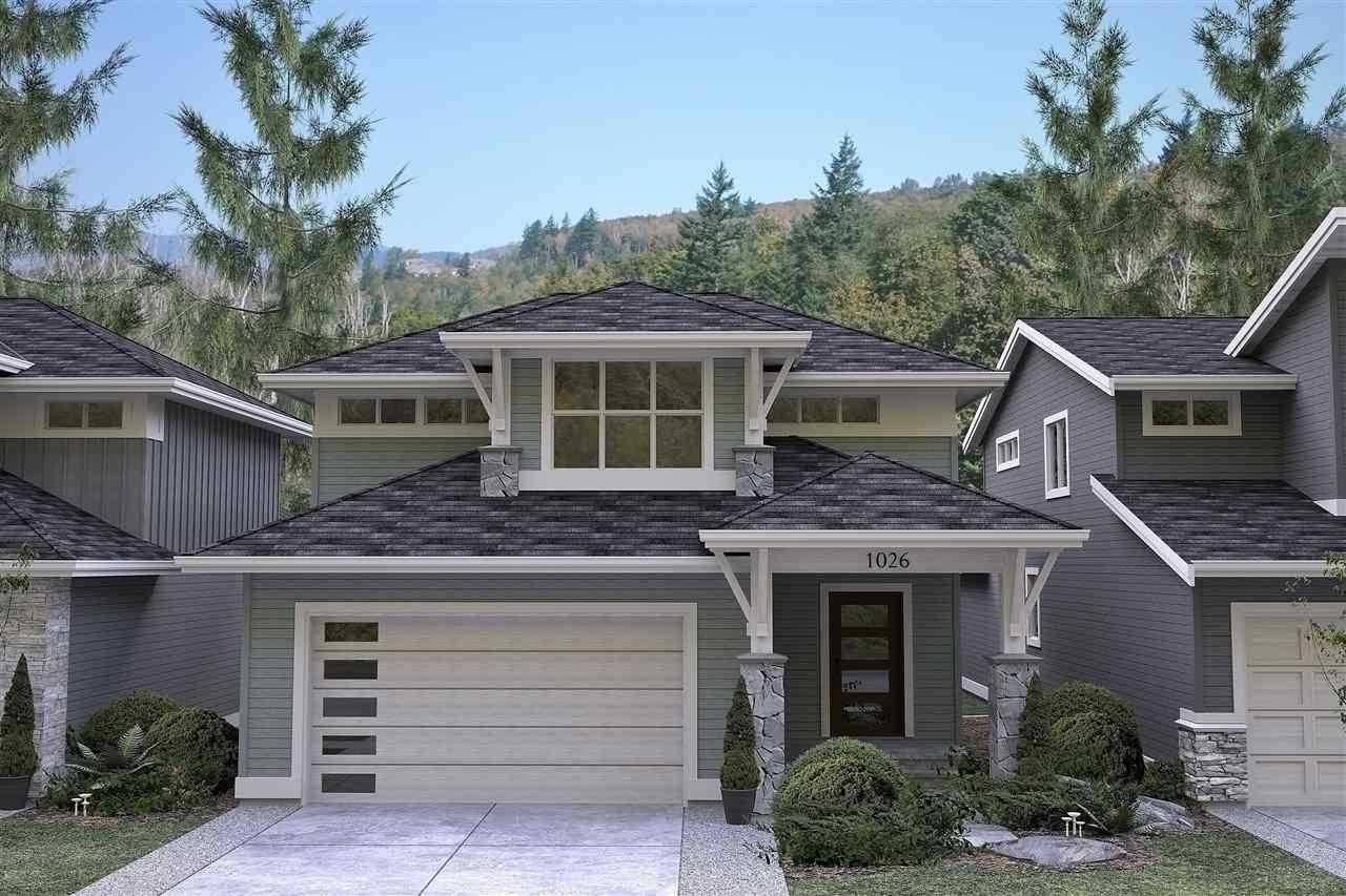 Main Photo: 763 ASPEN Lane: Harrison Hot Springs House for sale : MLS®# R2241105