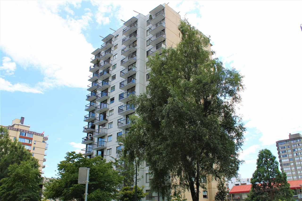 Main Photo: 1008 1146 HARWOOD STREET in Vancouver: West End VW Condo for sale (Vancouver West)  : MLS®# R2249295