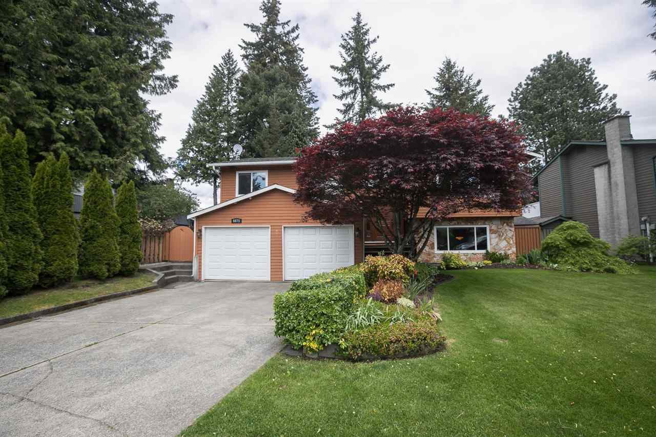 """Main Photo: 6675 WADE Road in Delta: Sunshine Hills Woods House for sale in """"Sunshine Hills"""" (N. Delta)  : MLS®# R2267487"""
