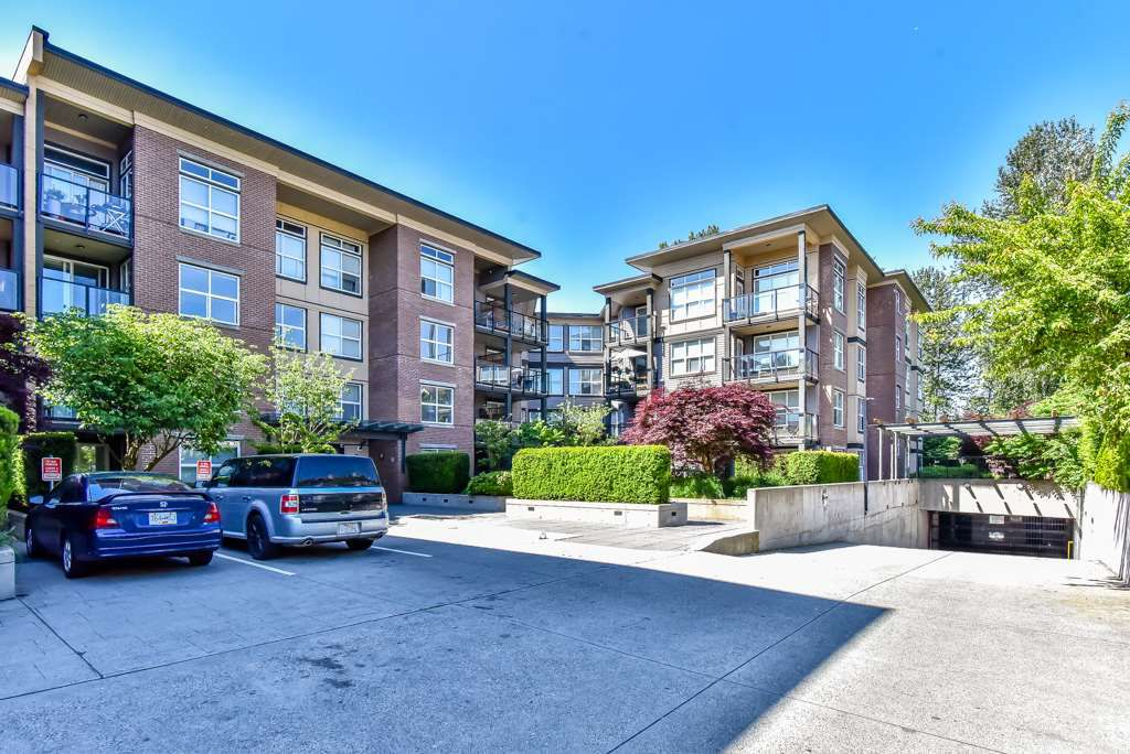 "Main Photo: 313 10707 139 Street in Surrey: Whalley Condo for sale in ""AURA II"" (North Surrey)  : MLS®# R2270635"
