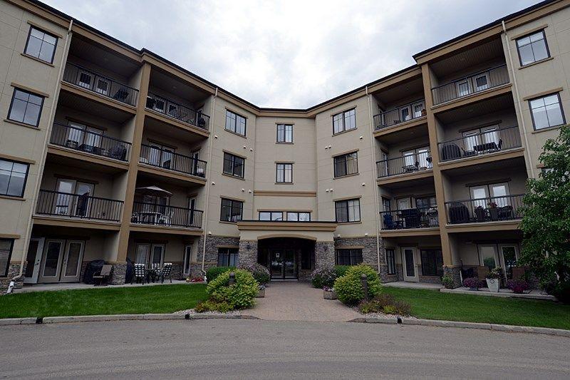 Main Photo: 417 160 MAGRATH Road NW in Edmonton: Zone 14 Condo for sale : MLS®# E4114202