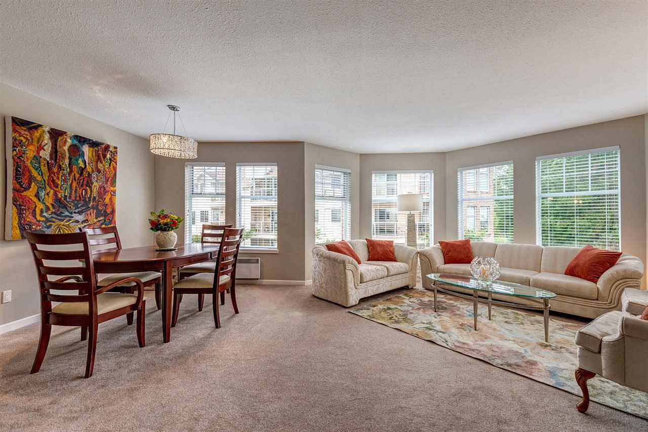 """Photo 4: Photos: 108 22611 116 Avenue in Maple Ridge: East Central Condo for sale in """"ROSEWOOD CT."""" : MLS®# R2310147"""