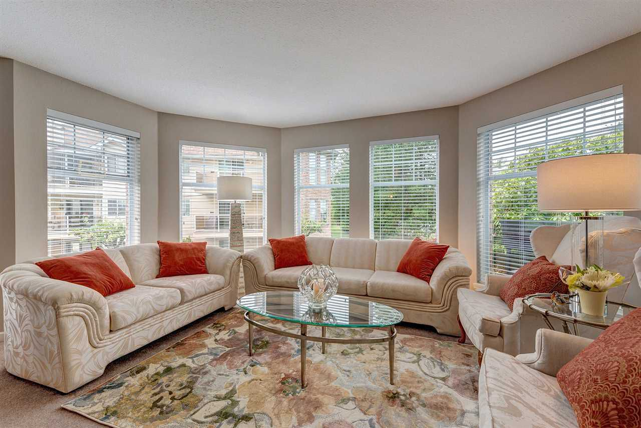 """Photo 2: Photos: 108 22611 116 Avenue in Maple Ridge: East Central Condo for sale in """"ROSEWOOD CT."""" : MLS®# R2310147"""