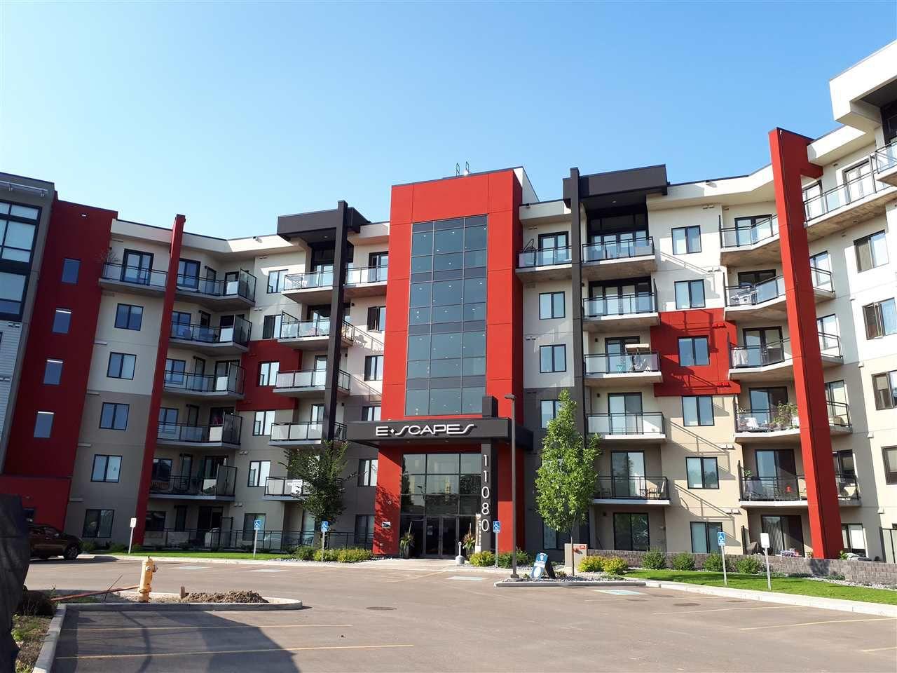 Main Photo: 311 11080 ELLERSLIE Road in Edmonton: Zone 55 Condo for sale : MLS®# E4133151