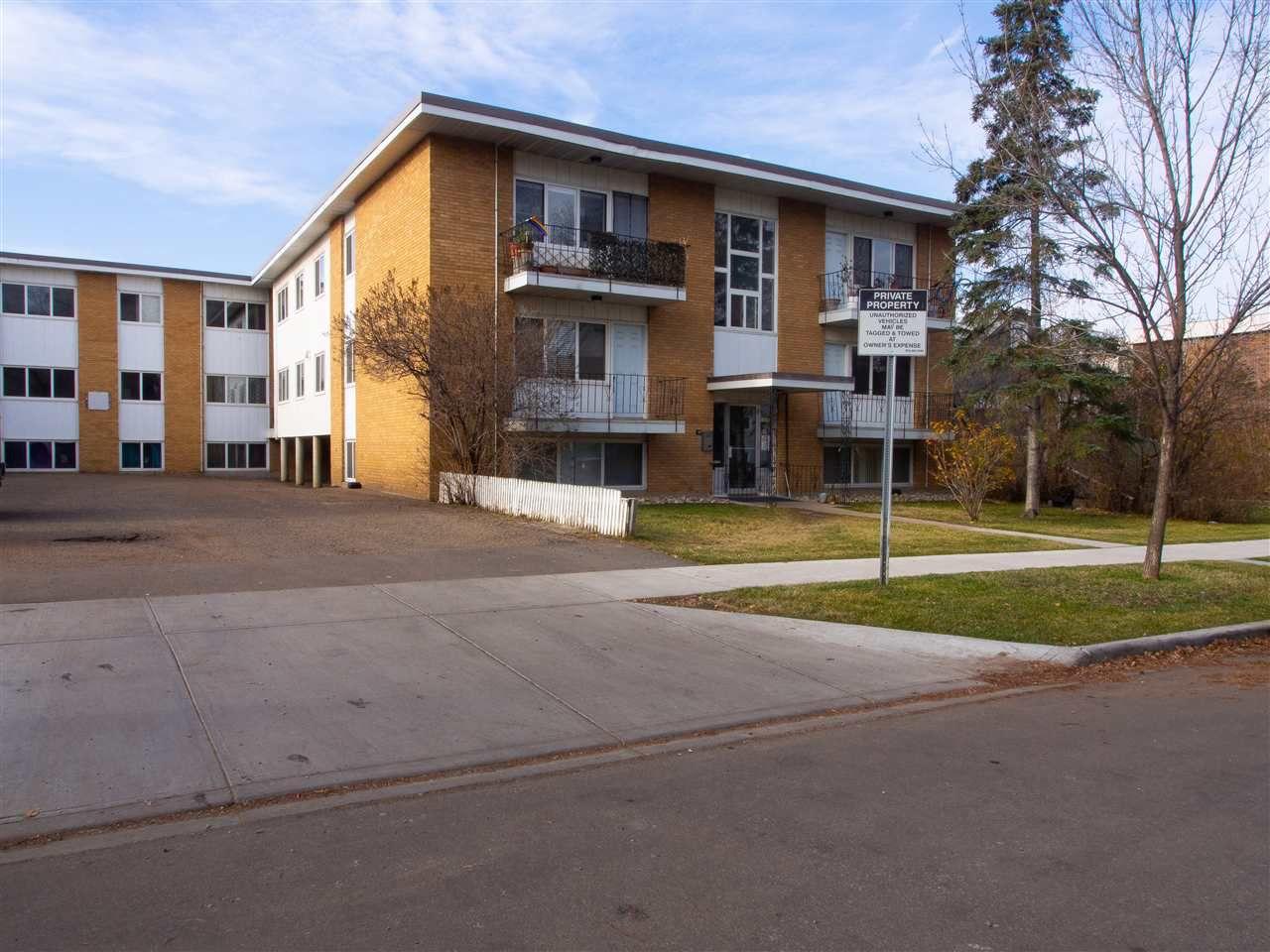 Main Photo: 32 10620 114 Street in Edmonton: Zone 08 Condo for sale : MLS®# E4133948