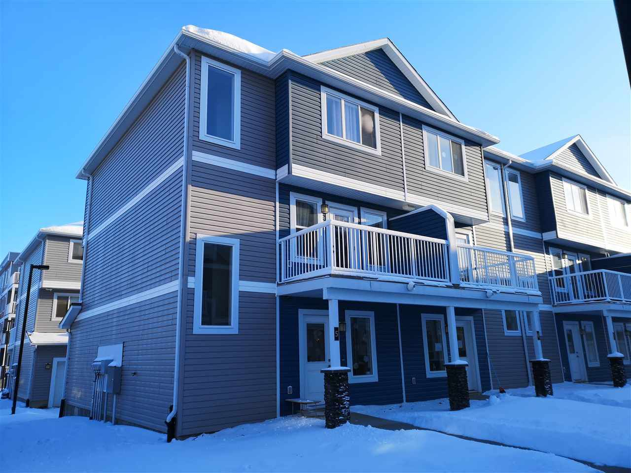 Main Photo: 5 1816 Rutherford Road SW in Edmonton: Zone 55 Townhouse for sale : MLS®# E4143434