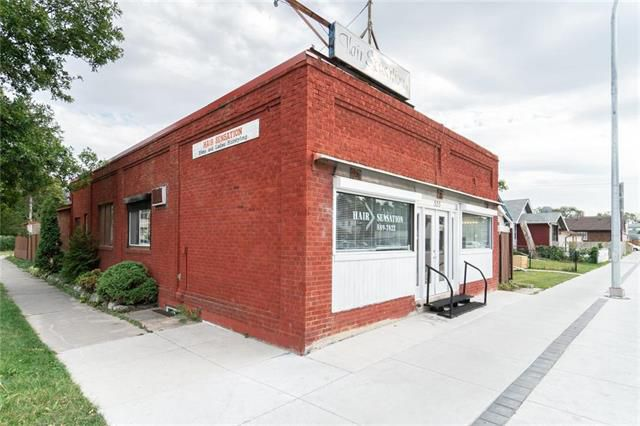 Main Photo: 555 Salter Street in Winnipeg: Industrial / Commercial / Investment for sale (4C)  : MLS®# 1904066