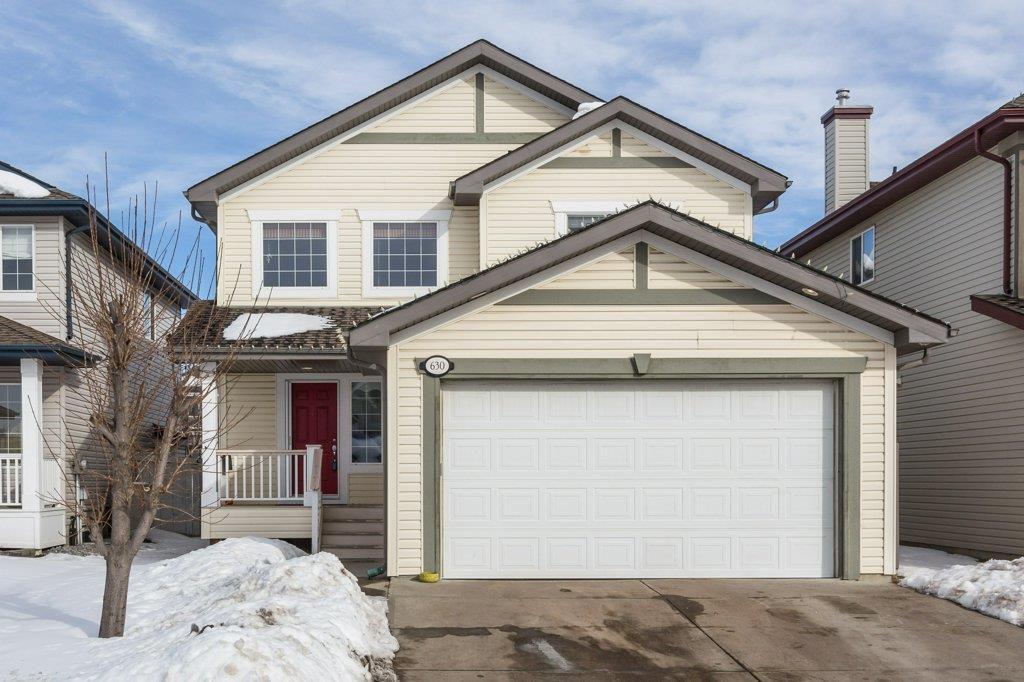 Main Photo: 630 GEISSINGER Road in Edmonton: Zone 58 House for sale : MLS®# E4147375