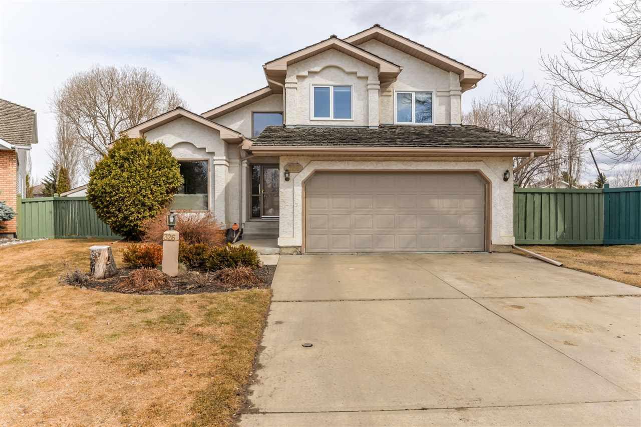 Main Photo: 326 WEBER Way in Edmonton: Zone 20 House for sale : MLS®# E4150638
