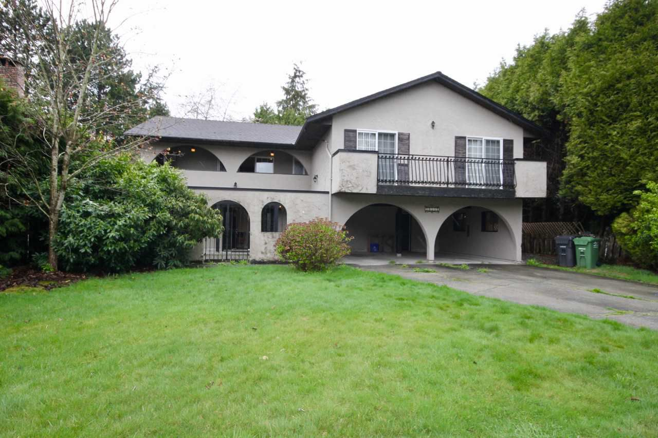 Main Photo: 10331 REYNOLDS Drive in Richmond: Woodwards House for sale : MLS®# R2357282