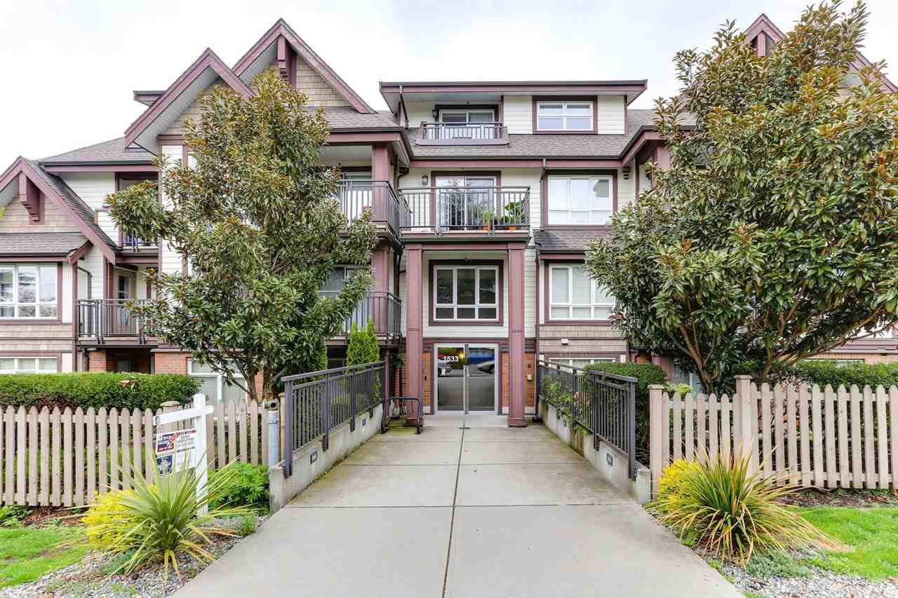 "Main Photo: 101 1533 E 8TH Avenue in Vancouver: Grandview Woodland Condo for sale in ""CREDO"" (Vancouver East)  : MLS®# R2362003"