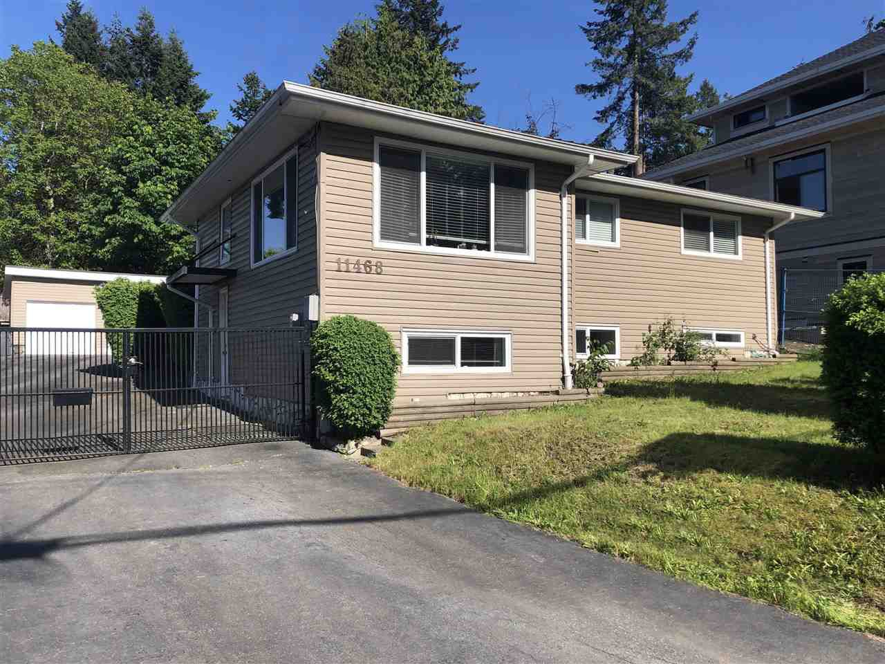 Main Photo: 11468 140A Street in Surrey: Bolivar Heights House for sale (North Surrey)  : MLS®# R2370251