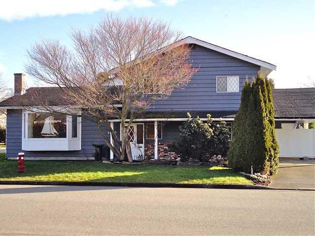 Main Photo: 4680 TRIMARAN Drive in Richmond: Steveston South House for sale : MLS®# V877536