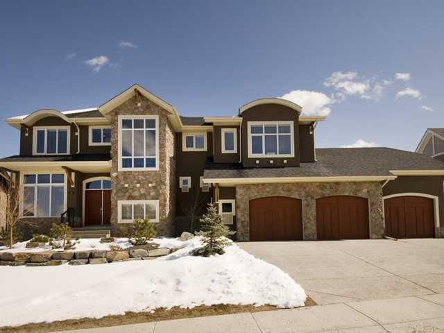 Main Photo: 11 Spring Willow Way SW in CALGARY: Springbank Hill Residential Detached Single Family for sale (Calgary)  : MLS®# C3471244