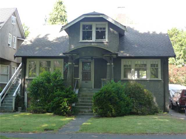 Main Photo: 431 W 14TH Avenue in Vancouver: Mount Pleasant VW House for sale (Vancouver West)  : MLS®# V906155