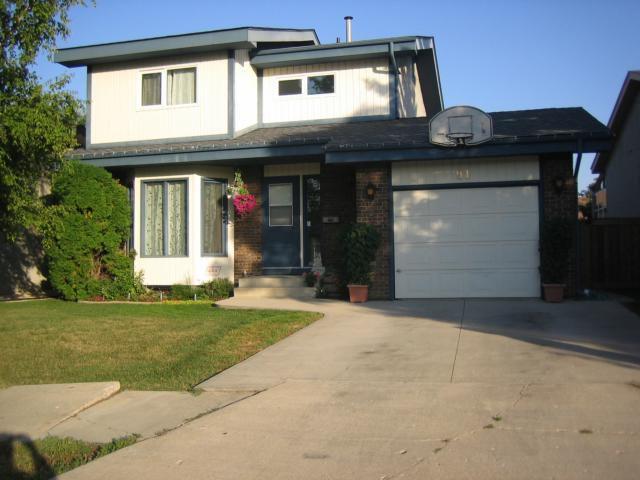 Main Photo: 91 Malmsbury Avenue in WINNIPEG: St Vital Residential for sale (South East Winnipeg)  : MLS®# 1117290