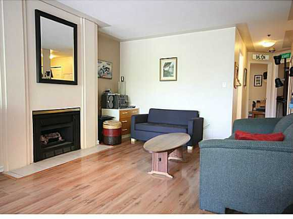 Photo 3: Photos: # 101 1176 W 6TH AV in Vancouver: Fairview VW Condo for sale (Vancouver West)  : MLS®# V1018339