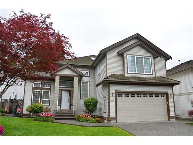 Main Photo: 1461 MOORE Place in Coquitlam: Hockaday House for sale : MLS®# V1060931