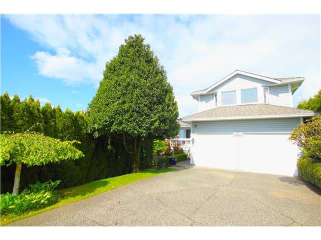 Main Photo: 2592 TRILLIUM Place in Coquitlam: Summitt View House for sale : MLS®# V1121007