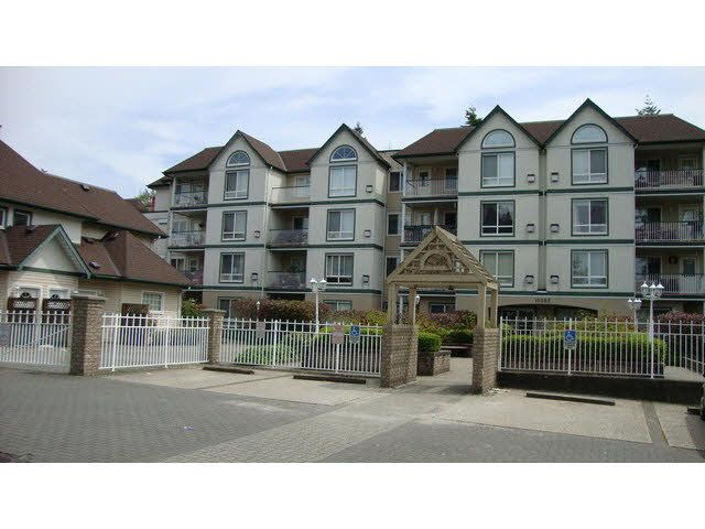 "Main Photo: 111 10082 132ND Street in Surrey: Cedar Hills Condo for sale in ""Melrose Court"" (North Surrey)  : MLS®# F1442265"