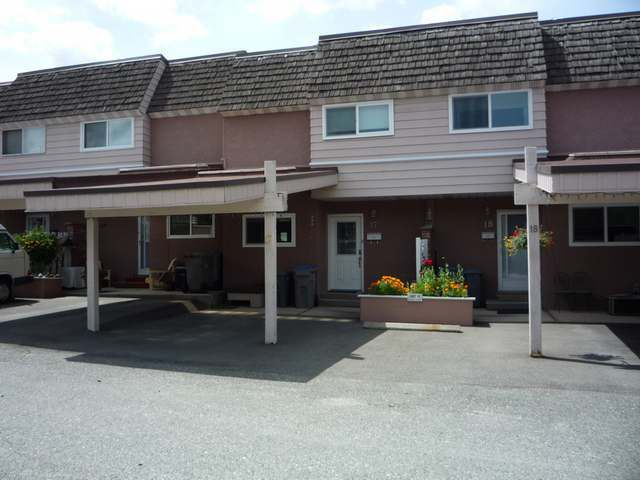 Main Photo: 3 1980 GLENWOOD DRIVE in : Valleyview Townhouse for sale (Kamloops)  : MLS®# 132490