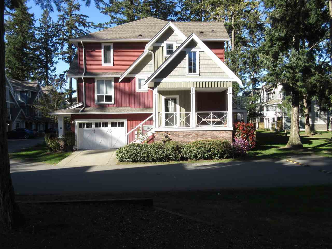 """Main Photo: 51 5837 SAPPERS Way in Chilliwack: Vedder S Watson-Promontory Townhouse for sale in """"The Woods at Garrison Crossing"""" (Sardis)  : MLS®# R2050967"""