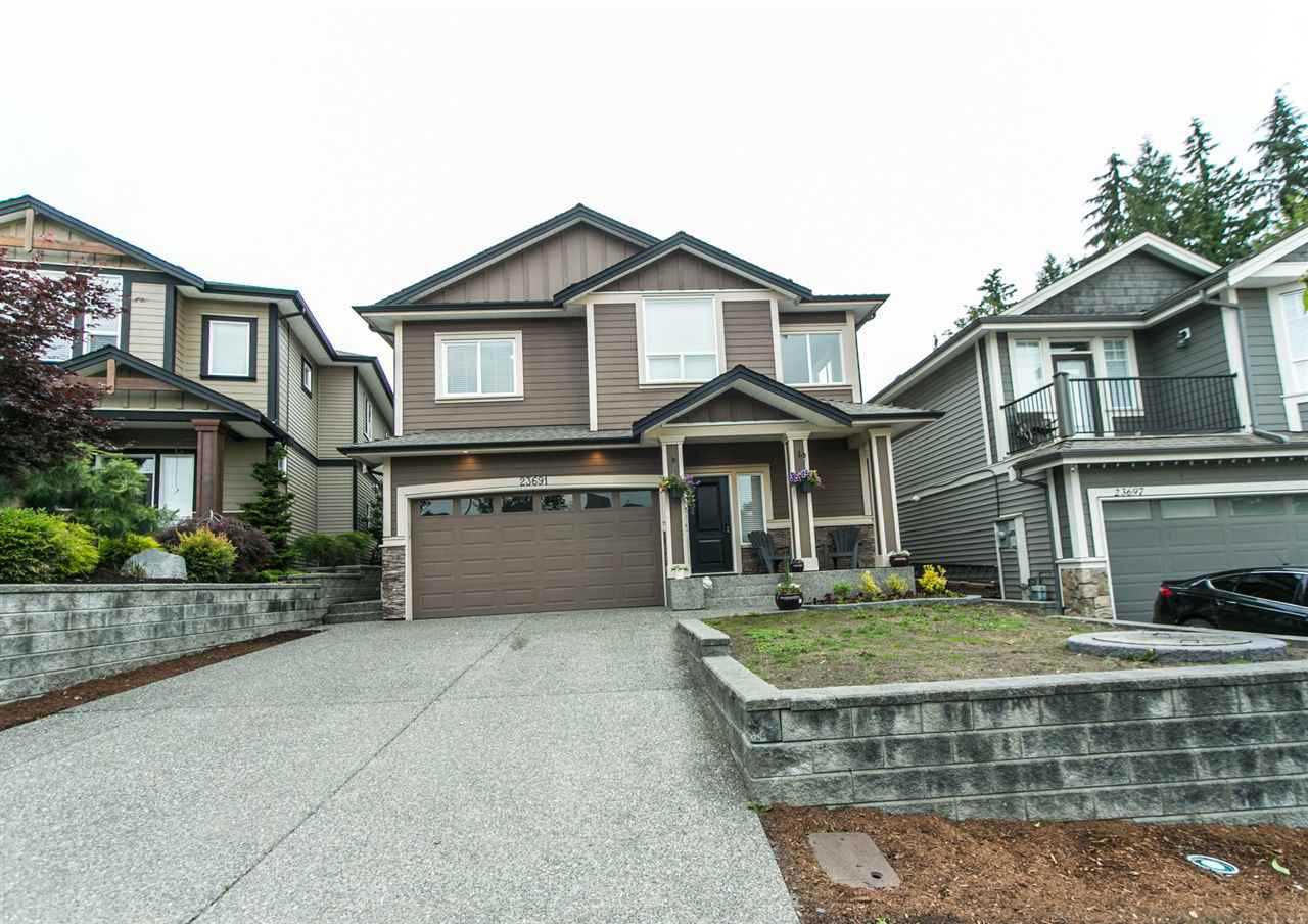 "Main Photo: 23691 BRYANT Drive in Maple Ridge: Silver Valley House for sale in ""ROCK RIDGE"" : MLS®# R2072458"