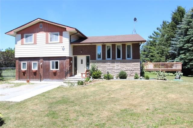 Main Photo: B1435 County Road 50 Road in Brock: Rural Brock House (Sidesplit 3) for sale : MLS®# N3543643