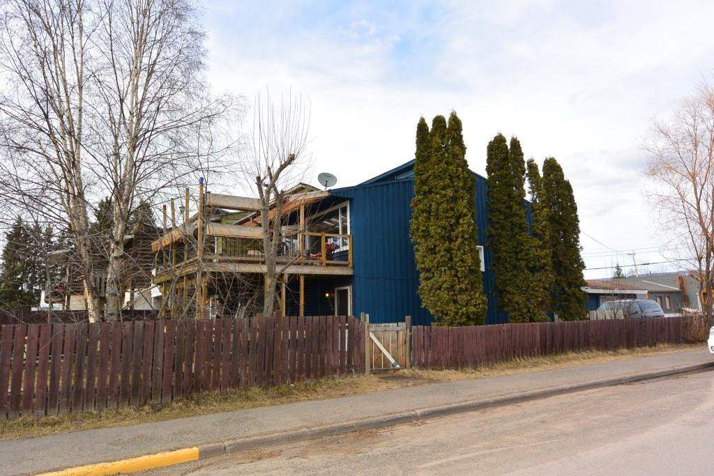 Main Photo: 3904 Railway Avenue Smithers BC | Near Downtown Smithers