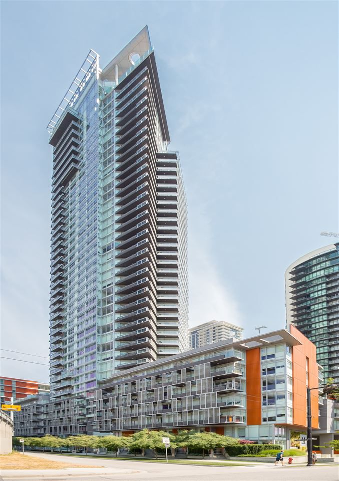 Main Photo: 3708 1372 SEYMOUR STREET in Vancouver: Downtown VW Condo for sale (Vancouver West)  : MLS®# R2189499