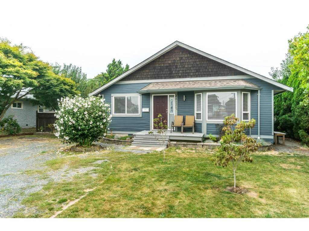 Main Photo: 46121 THIRD Avenue in Chilliwack: Chilliwack E Young-Yale House for sale : MLS®# R2203254