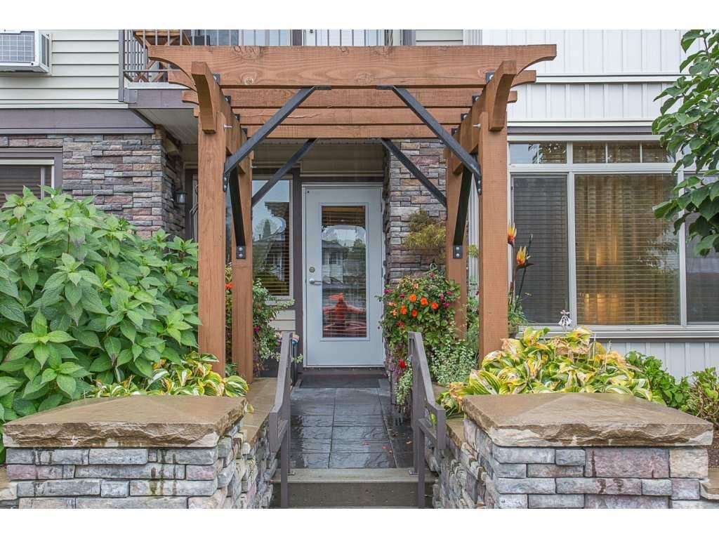 "Main Photo: 118 11887 BURNETT Street in Maple Ridge: East Central Condo for sale in ""WELLINGTON STATION"" : MLS®# R2213469"