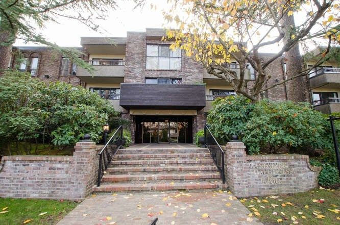 """Main Photo: 105 1266 W 13TH Avenue in Vancouver: Fairview VW Condo for sale in """"Landmark Shaughnessy"""" (Vancouver West)  : MLS®# R2221653"""
