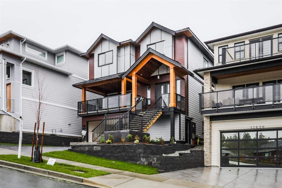 Main Photo: 13660 MCKERCHER Drive in Maple Ridge: Silver Valley House for sale : MLS®# R2223391