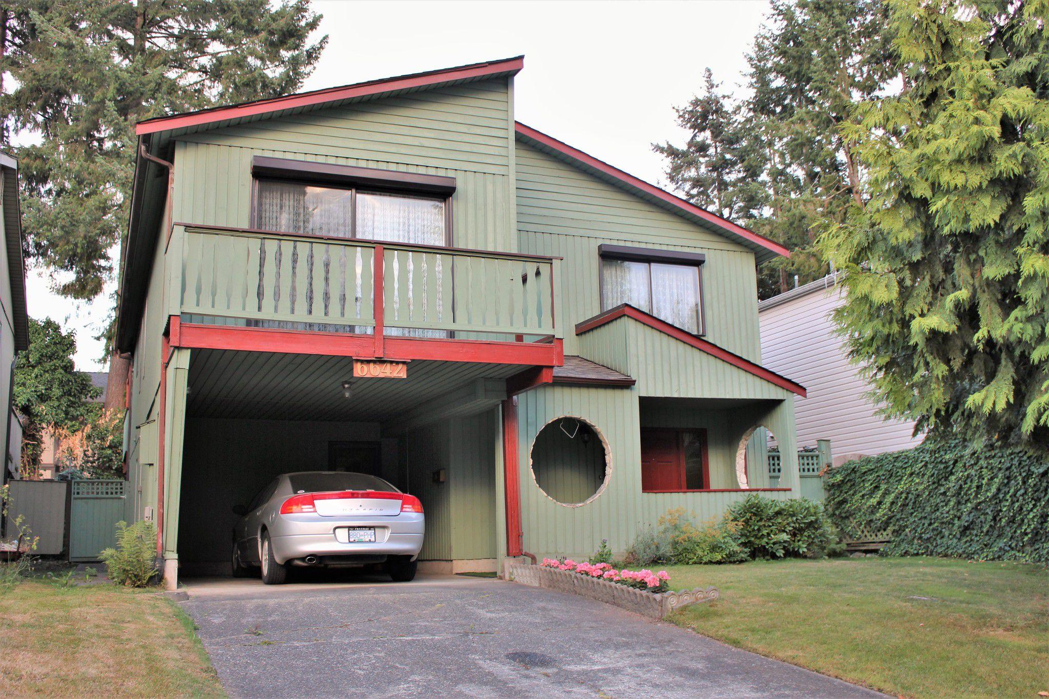 Main Photo: 6642 Baker Road in Delta: Sunshine Hills Woods House for sale (N. Delta)  : MLS®# 2197955